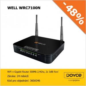 Výprodej - WiFi za polovinu