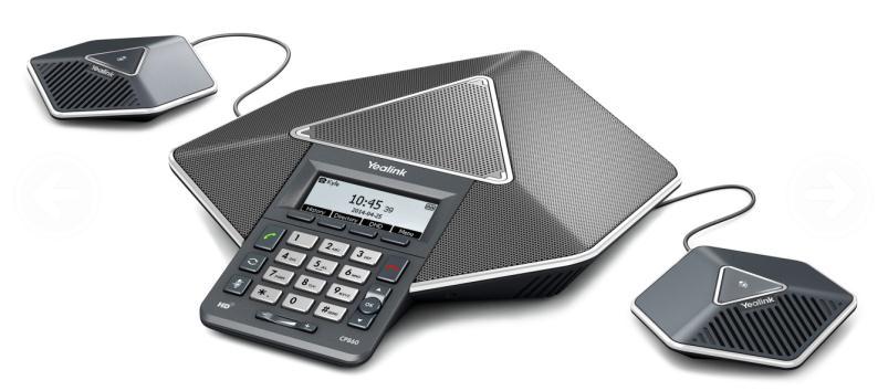 Audiokonferenční telefon CP860
