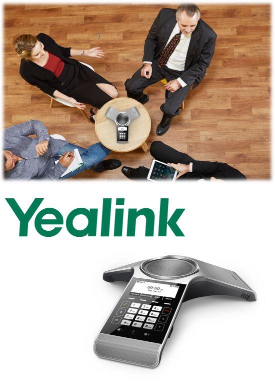 Audiotelefon Yealink CP920