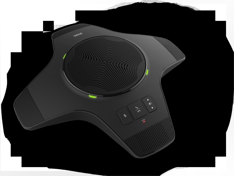SNOM C52 přídavný mikrofon