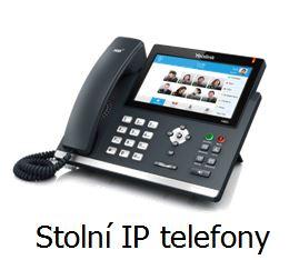 Stolní IP telefony Yealink