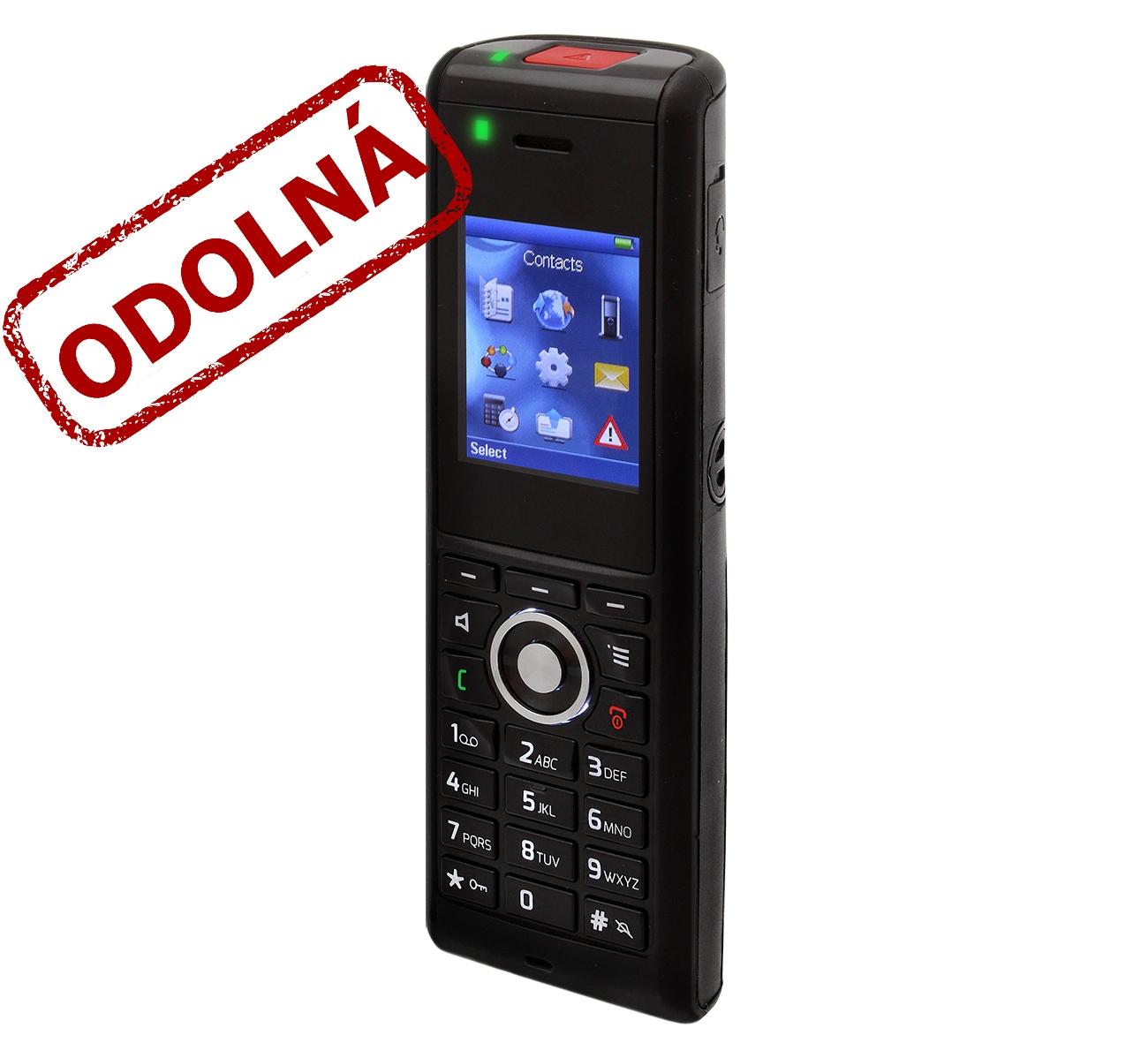 """WELL RTX8830 IP65 IP DECT ručka pro RTX8660,2"""" bar.LCD,8 prog.tl."""