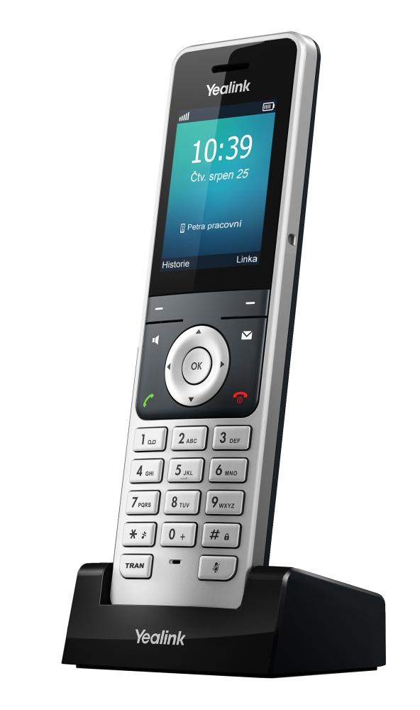 Bezdrátový IP telefon Yealink W56