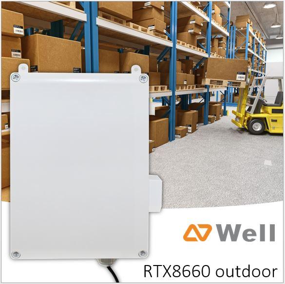 Nová WELL RTX8660 outdoor základna