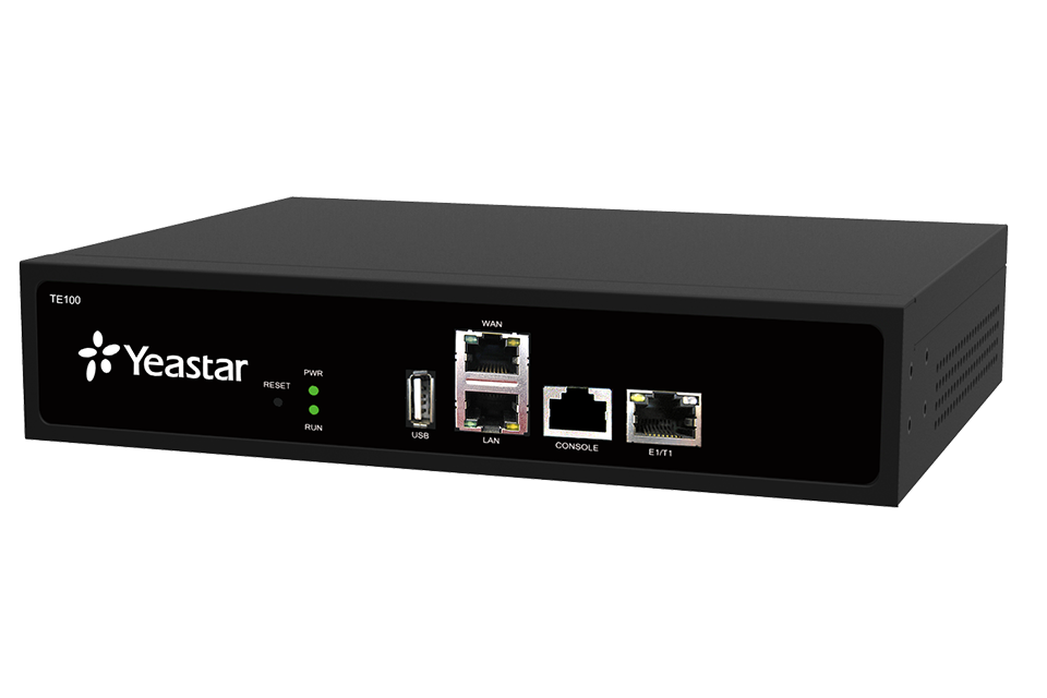 Yeastar NeoGate TE100, IP ISDN30 brána, 1xPRI, 1xLAN