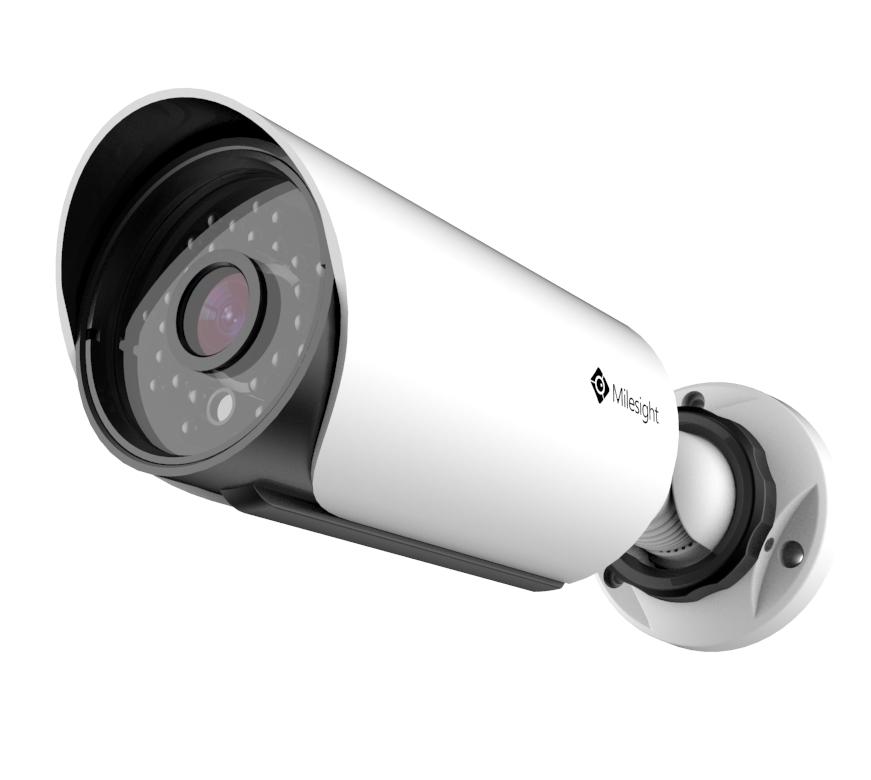 Milesight C4463-PB 4.0MP, IP SIP/VoIP, IR, PoE,outdoor