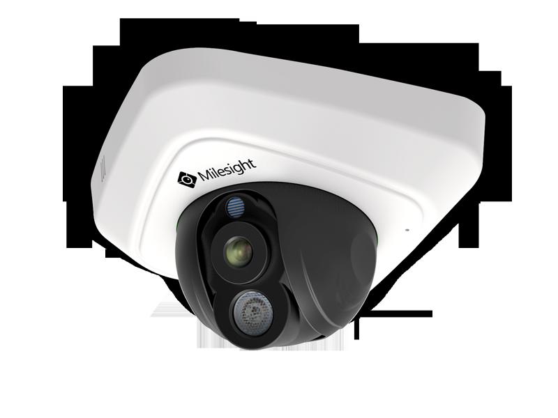 Milesight C2182-PA HD, IP SIP/VoIP, IR, indoor