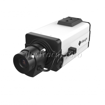 Milesight C4451-PB 4.0MP, IP SIP/VoIP, PoE,ICR, ProBOX, indoor