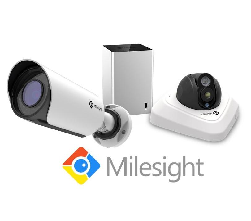 IP dohledové systémy WELL Milesight
