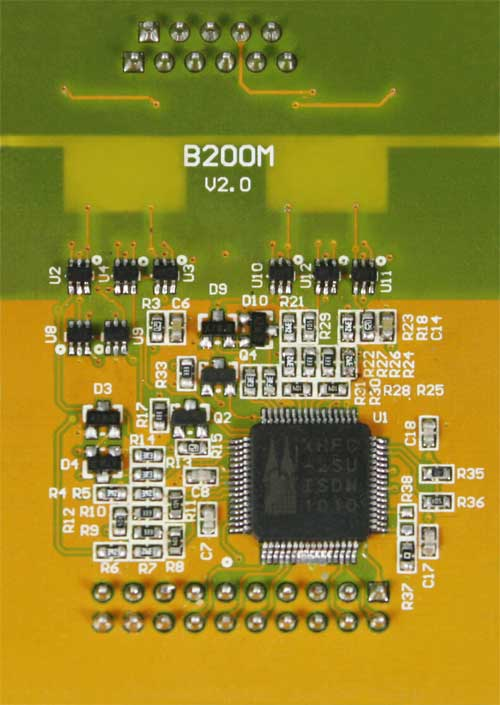 BRI modul pro ústředny Yeastar – 2xBRI port pro 2 ISDN2 linky