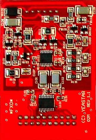 O2 modul pro ústředny MyPBX – 2xFXO port pro 2 analog. linky