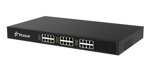 Yeastar Smart PBX N024,24 FXS portů,8 SIP úč. a trunků,rack