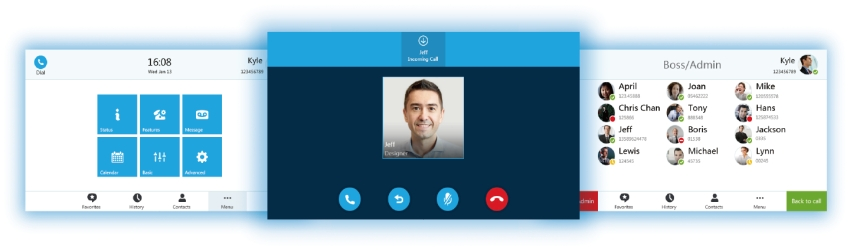 Yealink Skype for Business®