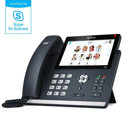 Yealink SIP-T48G Skype
