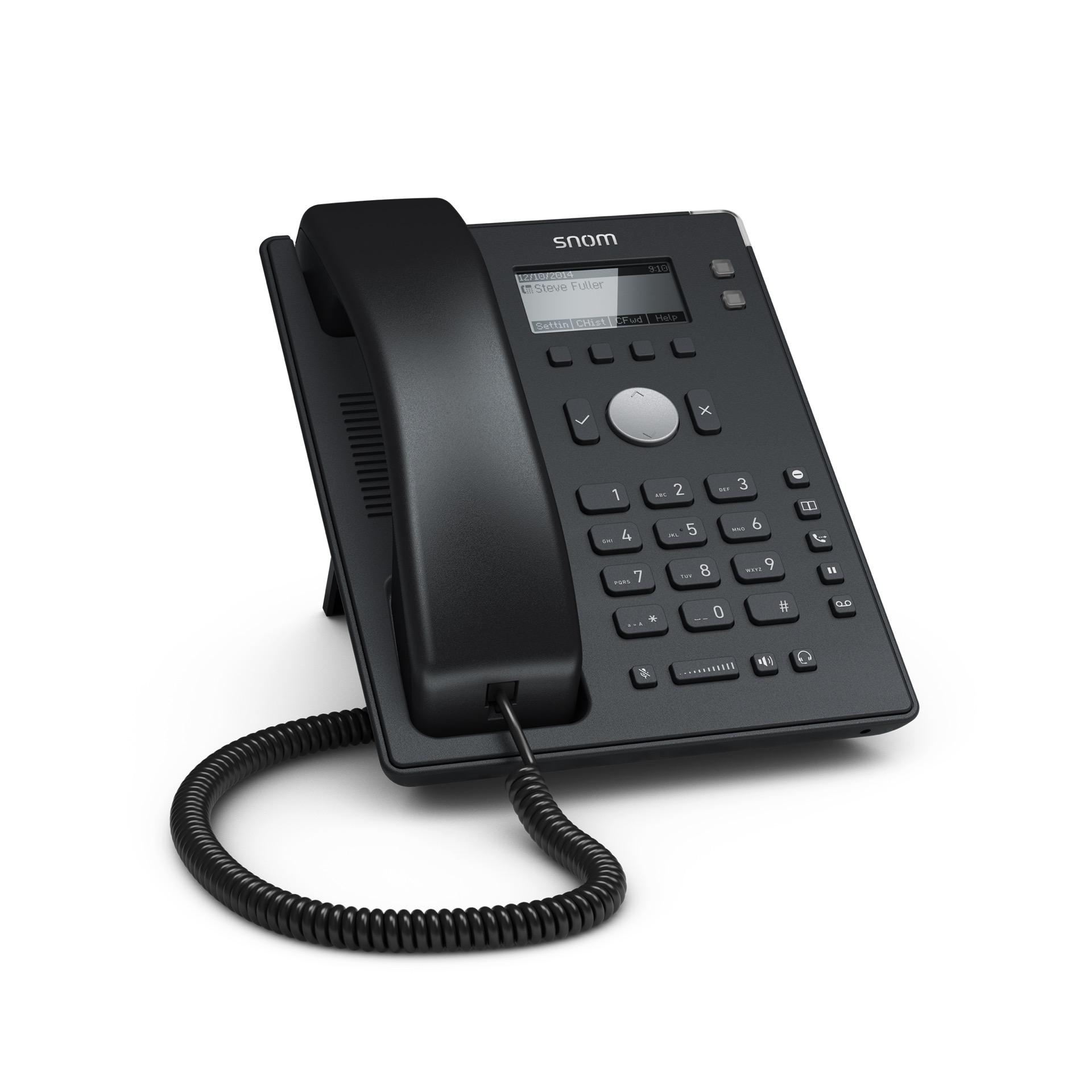 Stolní telefon Snom D120
