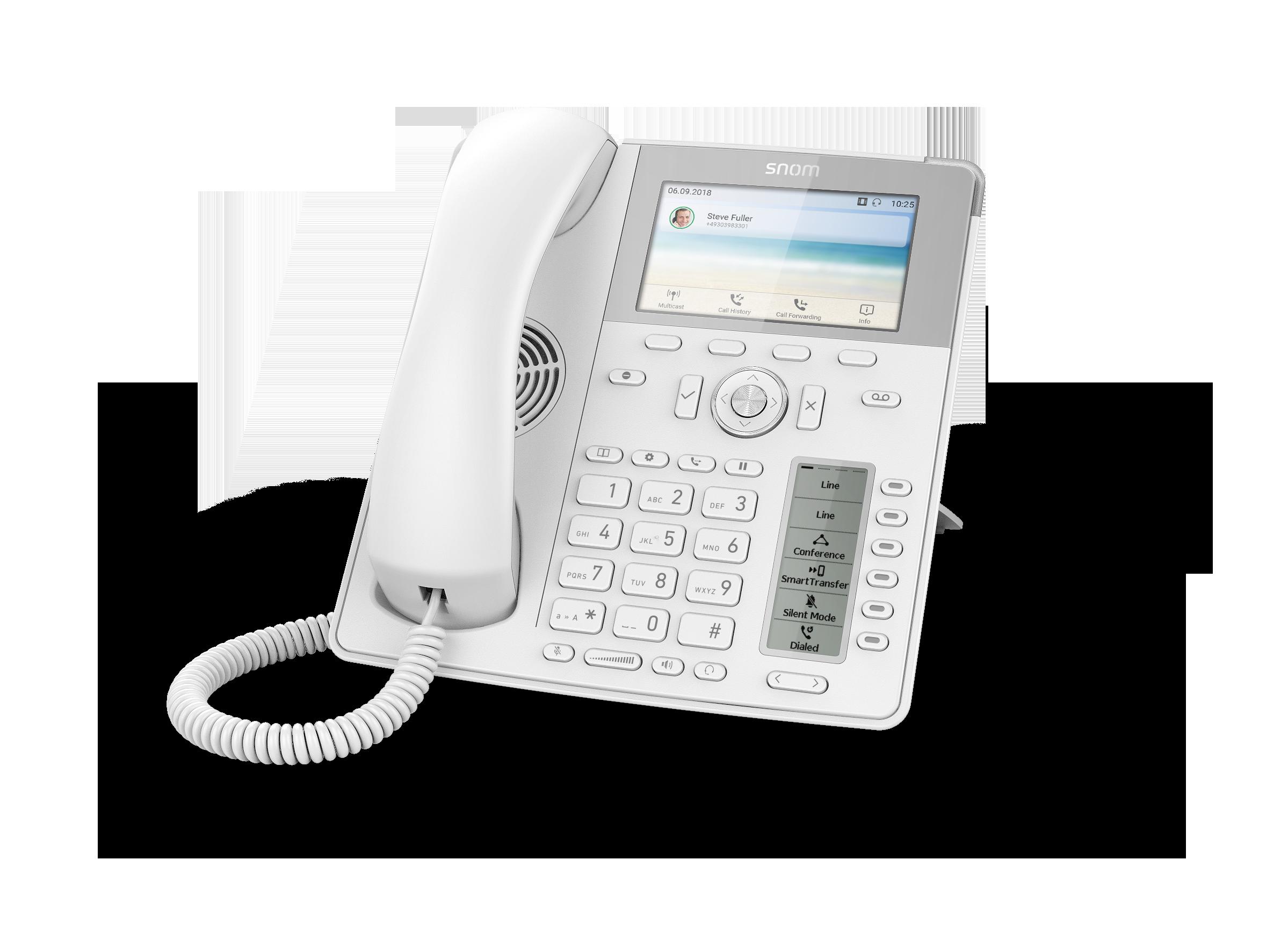 IP telefon Snom