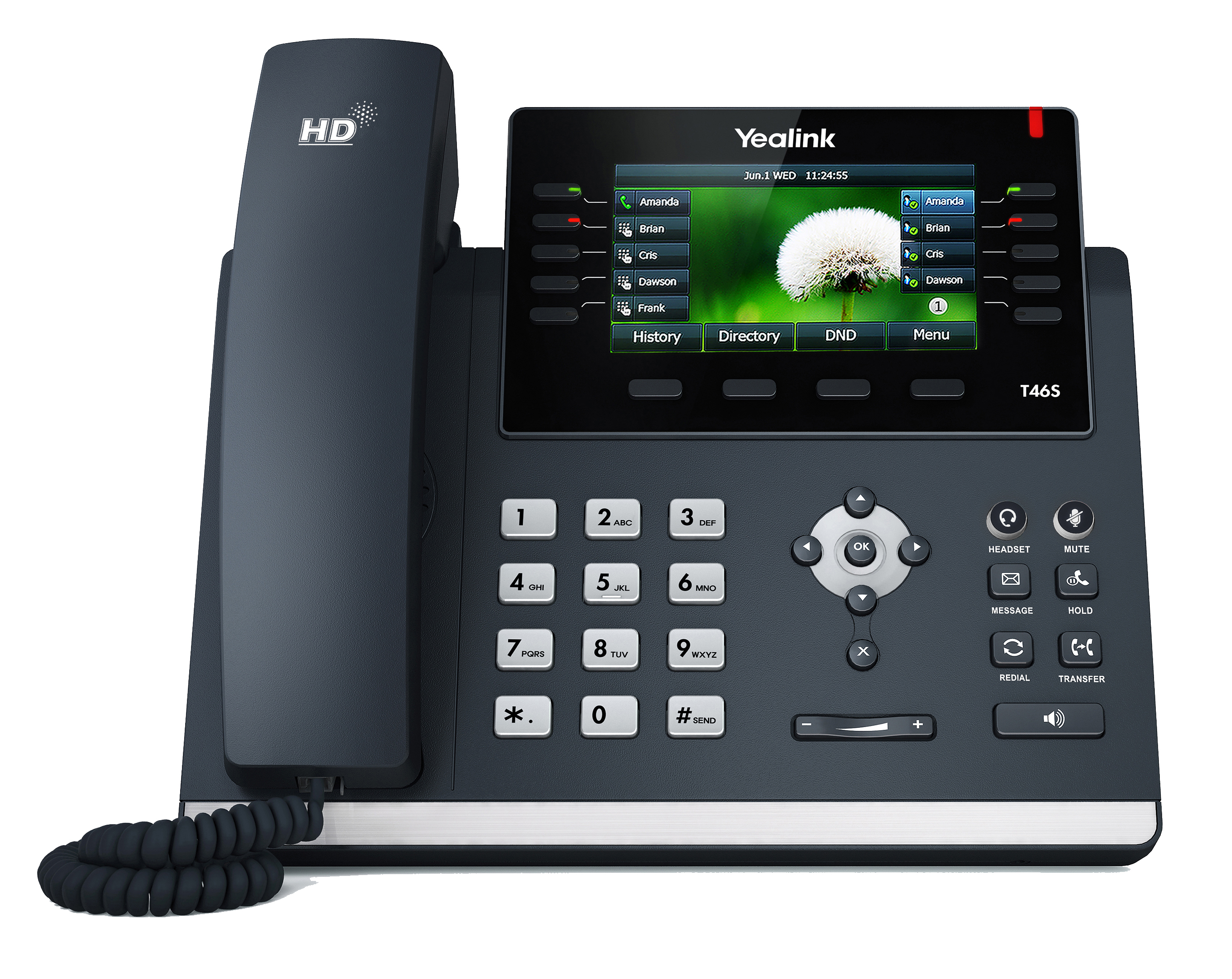IP telefon Yealink SIP-T46S