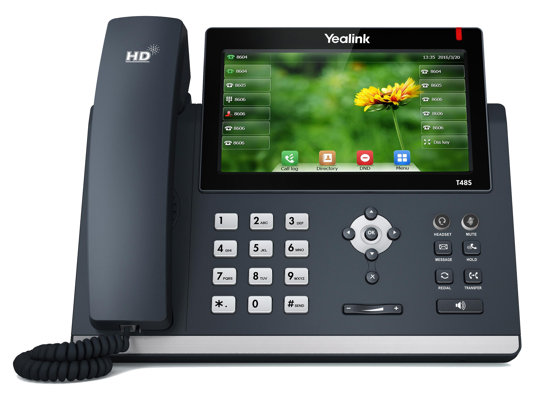 Prémiový telefon Yealink SIP-T56S