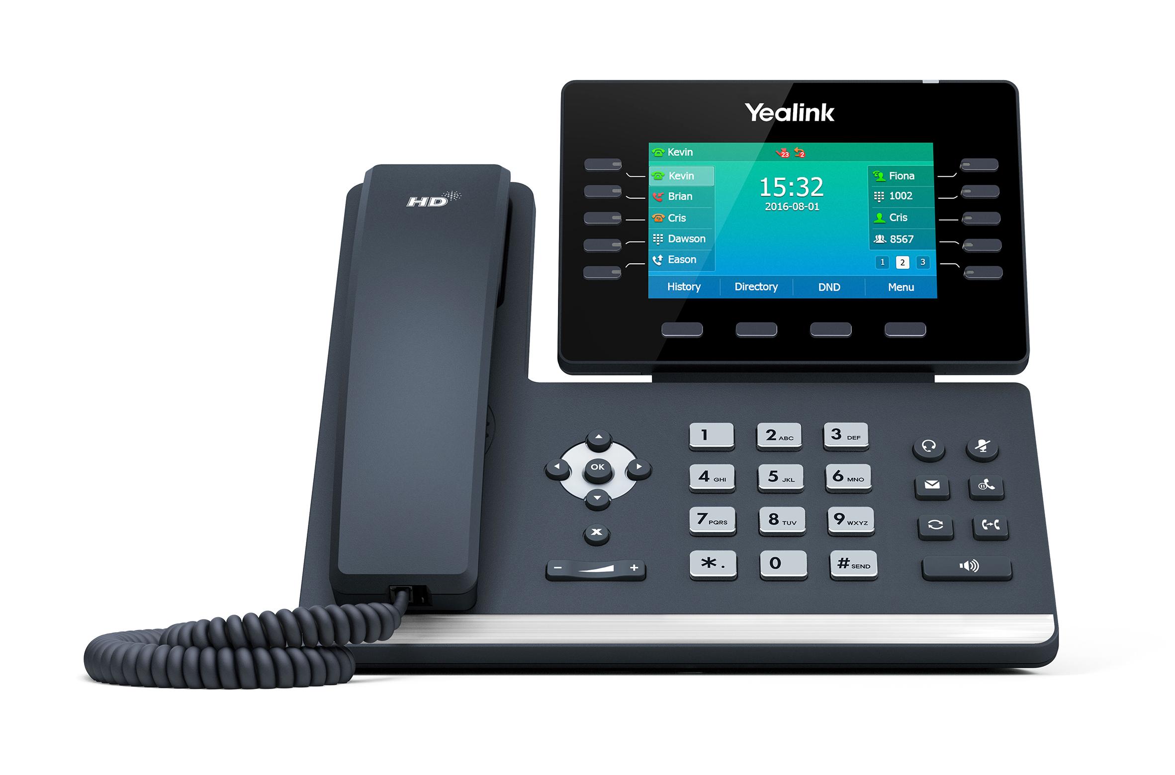Manažerský IP telefon Yealink SIP-T54S