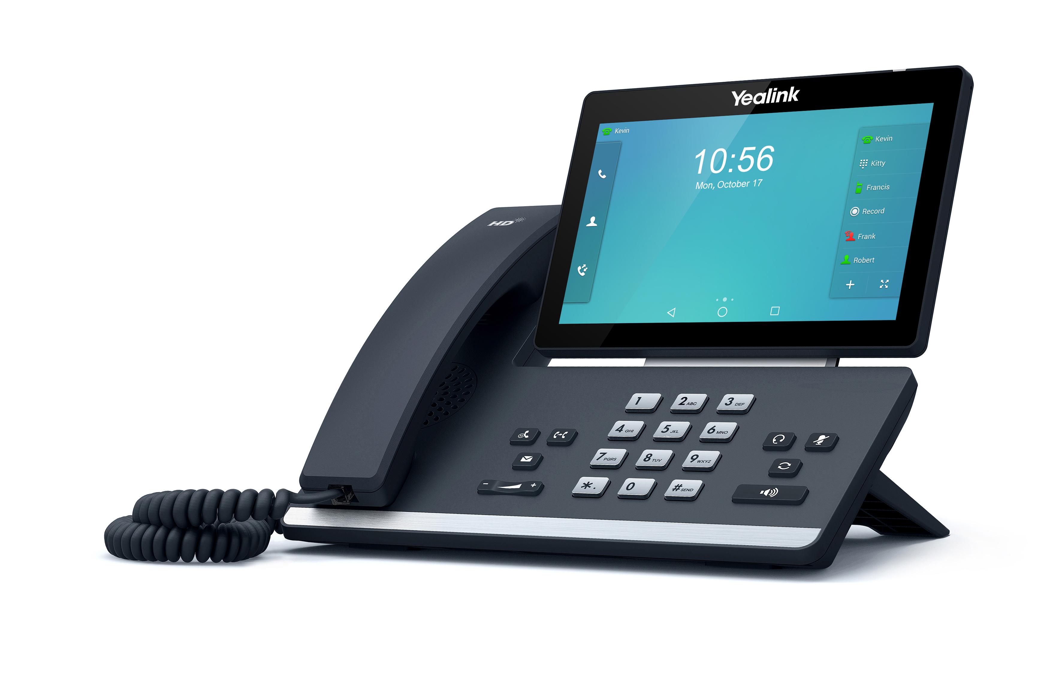Prémiový telefon SIP-T58A