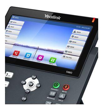 VoIP telefony Yealink