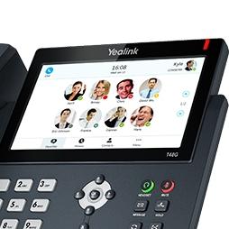 Telefony Yealink jsou certifikovány pro Microsoft Skype for Business