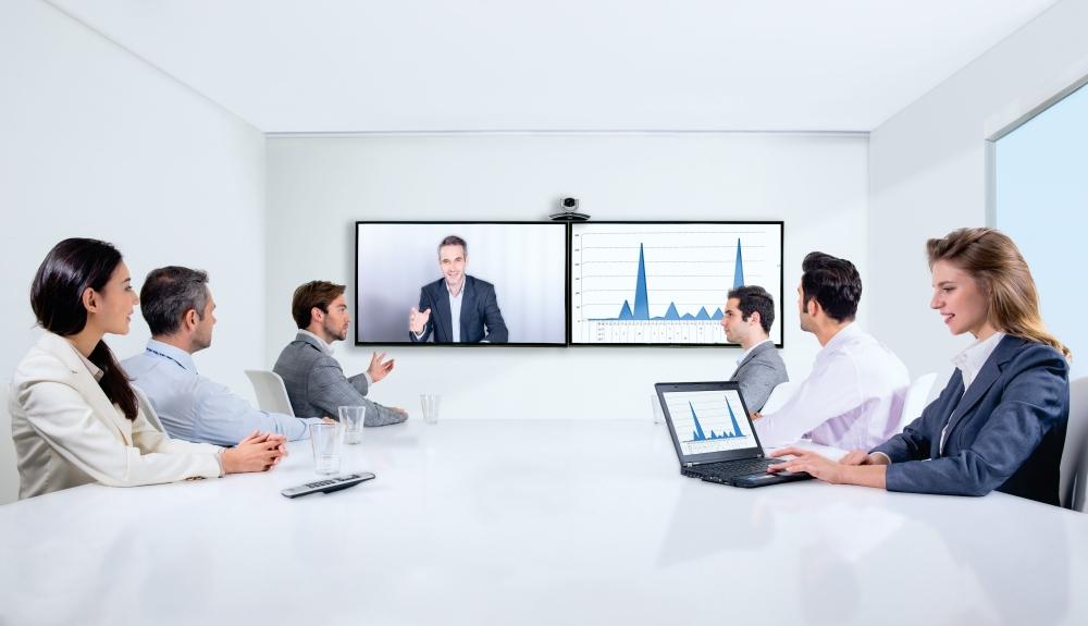 Videokonferenční řešení velké