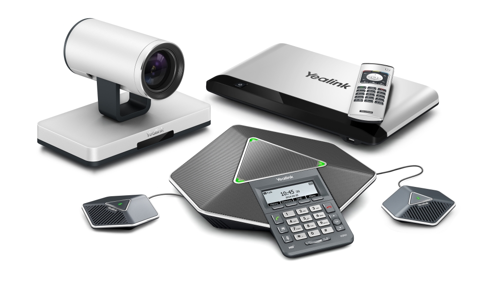 Yealink VC Video Conferencing System