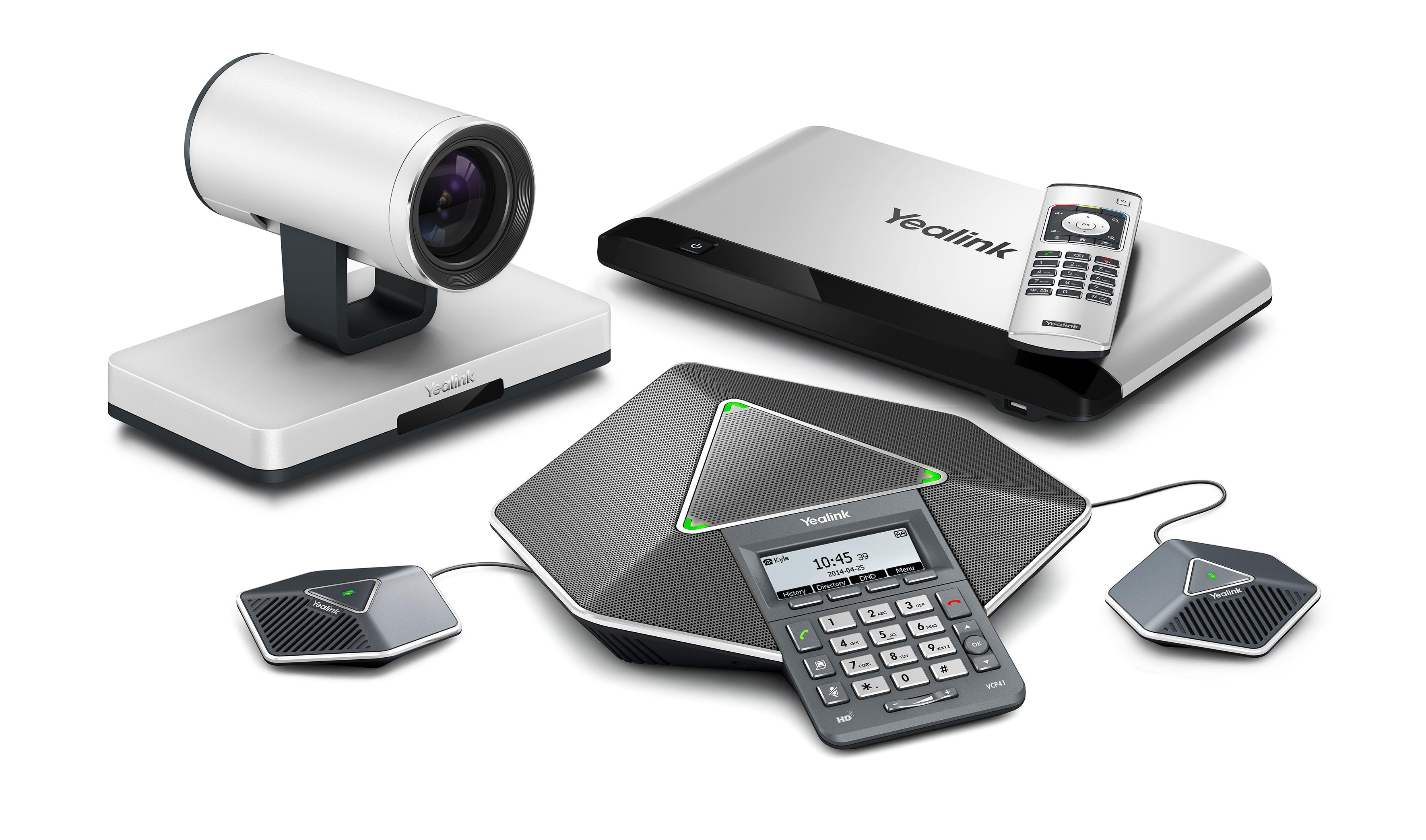 Yealink VC120-12x - Phone videokonferenční endpoint
