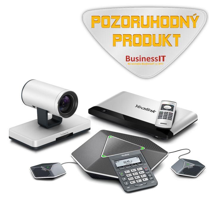 Yealink VC120-12x - Phone videokonferenční systém 8-cestné MCU