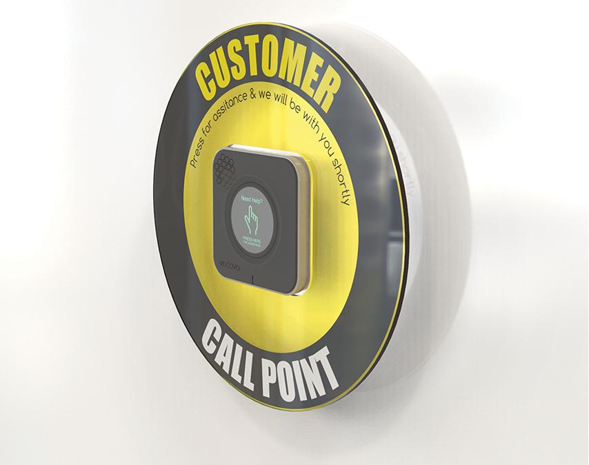 Zakaznický Call Point - integrace s POS