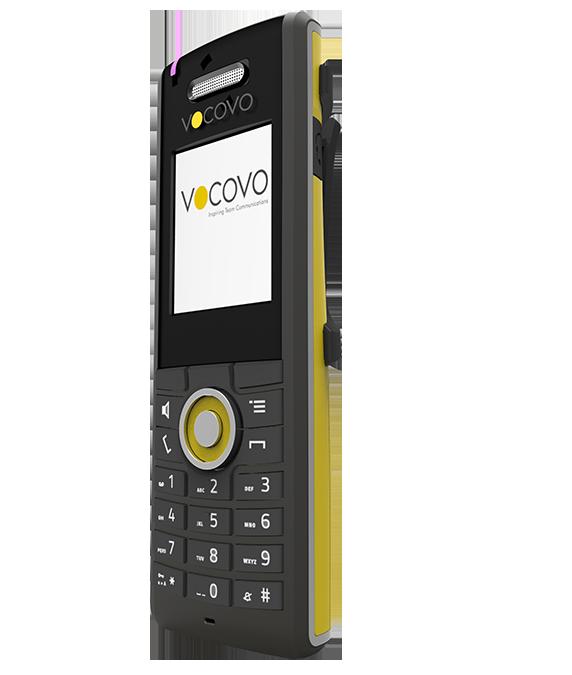 VocoPhone bezdrátový telefon