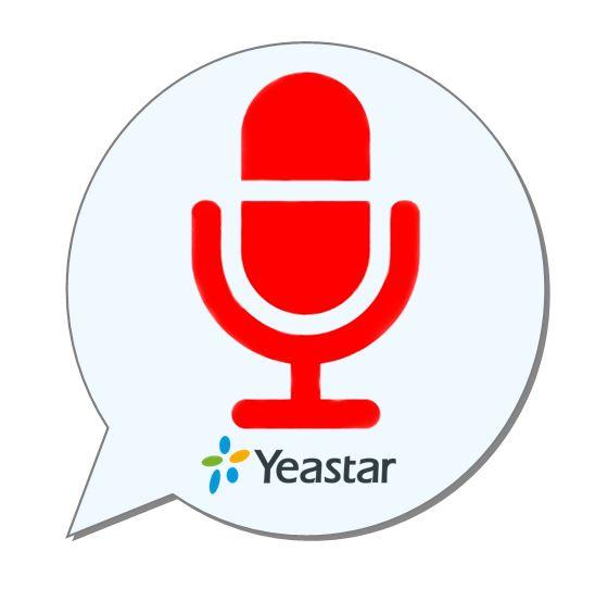 Yeastar MyPBX U200,U300 - licence pro automatické nahrávání