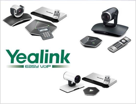 Videokonferenční řešení Yealink