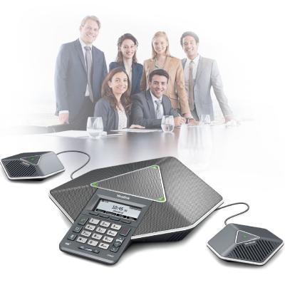 Audiokonferenční telefon Yealink CP860 nyní se dvěma mikrofony navíc!
