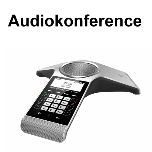 audiokonference