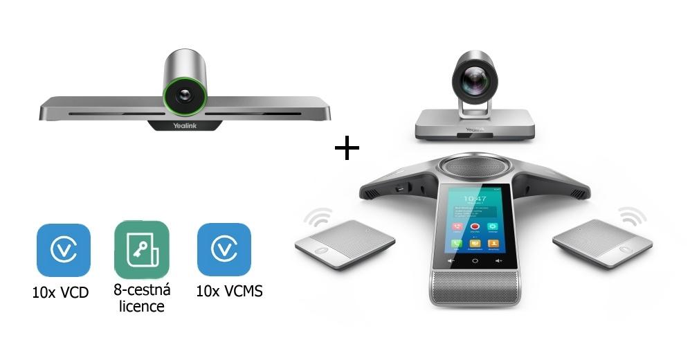 Videokonferenční balíček Yealink