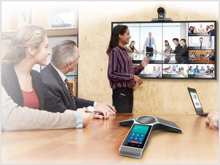 Představujeme Vám videokonferenční řešení Yealink v novém videu