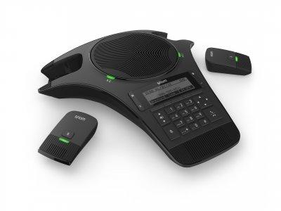 "SNOM C520 IP audiok. tel., PoE, 3"" 158x57 LCD, HW klávesnice"