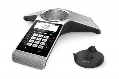 """Yealink CP930W, DECT audiok. tel., 3,1"""" 248x120 LCD"""