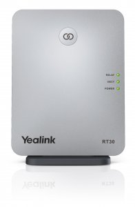 Yealink RT30 DECT repeater k W52P/W56P/W60B, 2 souběžné hovory