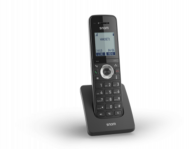 """SNOM M15 SC IP DECT ručka pro M215, 1,7"""" LCD"""
