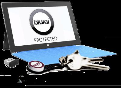 blukii Notebook protector pro Windows