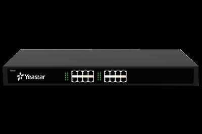 Yeastar NeoGate TA1600,16 portová FXS brána,1xRJ21,1xLAN,rack provedení