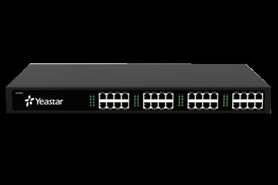 Yeastar NeoGate TA3200,32 portová FXS brána,2xRJ21,1xLAN,rack provedení