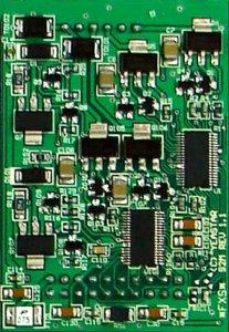 S2 modul pro ústředny Yeastar – 2xFXS port pro 2 analog.telefony