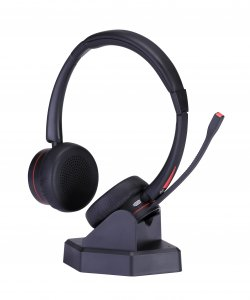 WELL Mairdi MRD-890BTD Bluetooth headset (dvouušní)