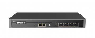Yeastar P550, IP PBX, až 8 portů, 50 uživatelů, 25 hovorů, rack, vč. EP licence