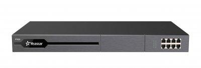 Yeastar P560 IP PBX, až 8 portů, 100/200 uživatelů, 30/60 souběžných hovorů, rack, vč. EP licence