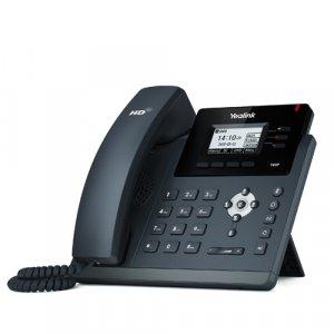 "Yealink SIP-T40P IP tel., PoE, 2,3"" 132x64 LCD, 3 prog.tl."